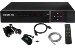 Dvr recorder with motion detect recording